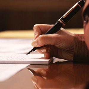 離婚協議書作成のサポート